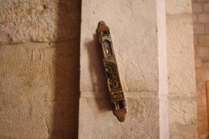 Practical Spirituality: Touching the Mezuzah