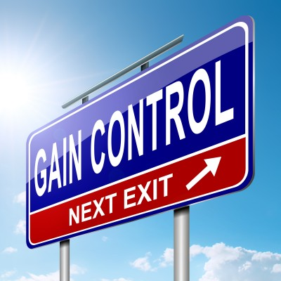 Do you feel out of control of your life?