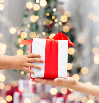 Christmas Giving.The Secret Of Attracting What You Want For Christmas Is