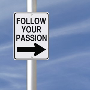 The Power of Your Passion
