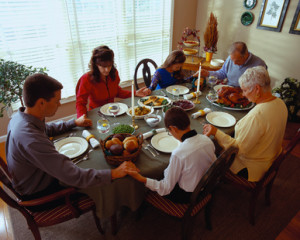 Seven Ways to Invite God to Thanksgiving Dinner