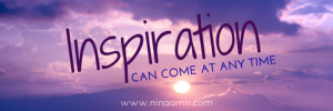 Monday Inspiration: Time for Spiritual Connection