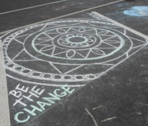 Be a Change Agent: Create Change from the Inside Out