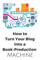 blog production machine sm