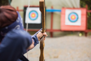 What's Archery Got to Do with the High Holy Days?