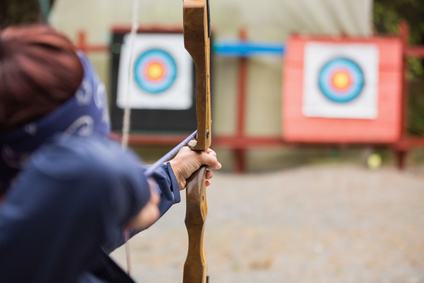 archery terms during Yom Kippur