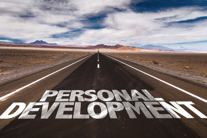 they key to success is personal development