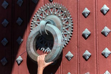 the door of opportunity