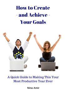 How to Create Achievable Goals(2)