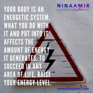 Create Inspired Results: Got Energy?