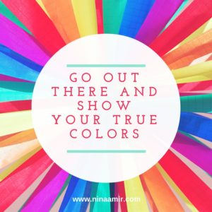 Monday Inspiration: Show Your True Colors