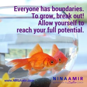Monday Inspiration: Break Your Boundaries