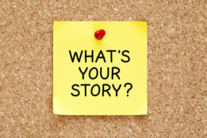 Time to Change Your Story