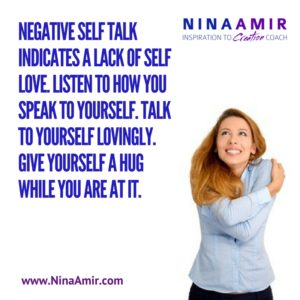 Create Inspired Results: Speak Nicely to Yourself