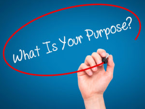 What's the Fuss about Having a Purpose?