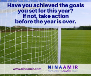 Create Inspired Results: Only Two Months Left to Achieve Your Goals