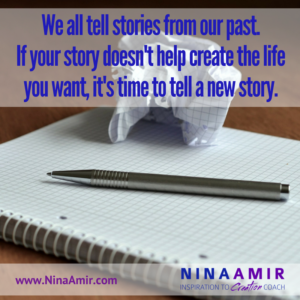 Create Inspired Results: Change Your Story