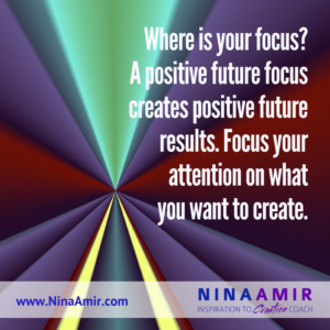 Create Inspired Results: Focus on What You Want to Create