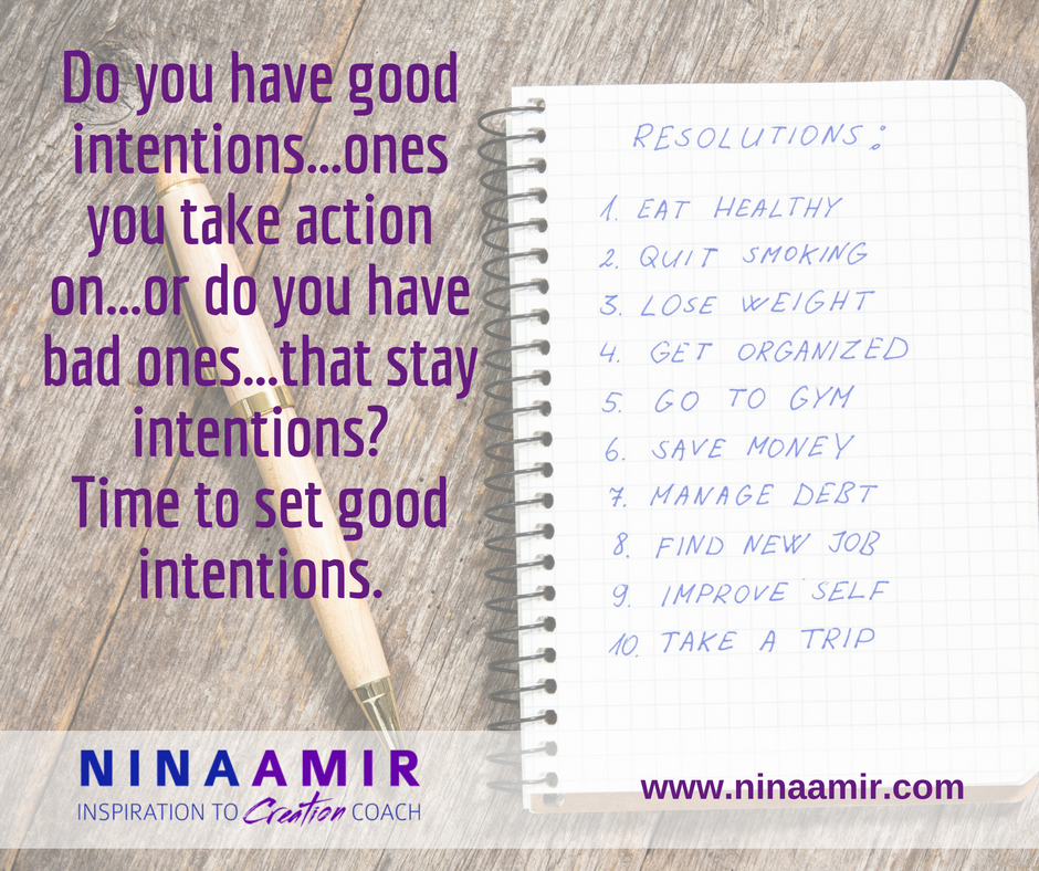 good intentions vs. bad intentions