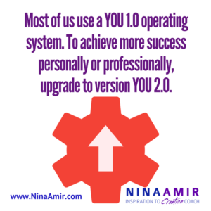 Monday Inspiration: Upgrade to Version YOU 2.0