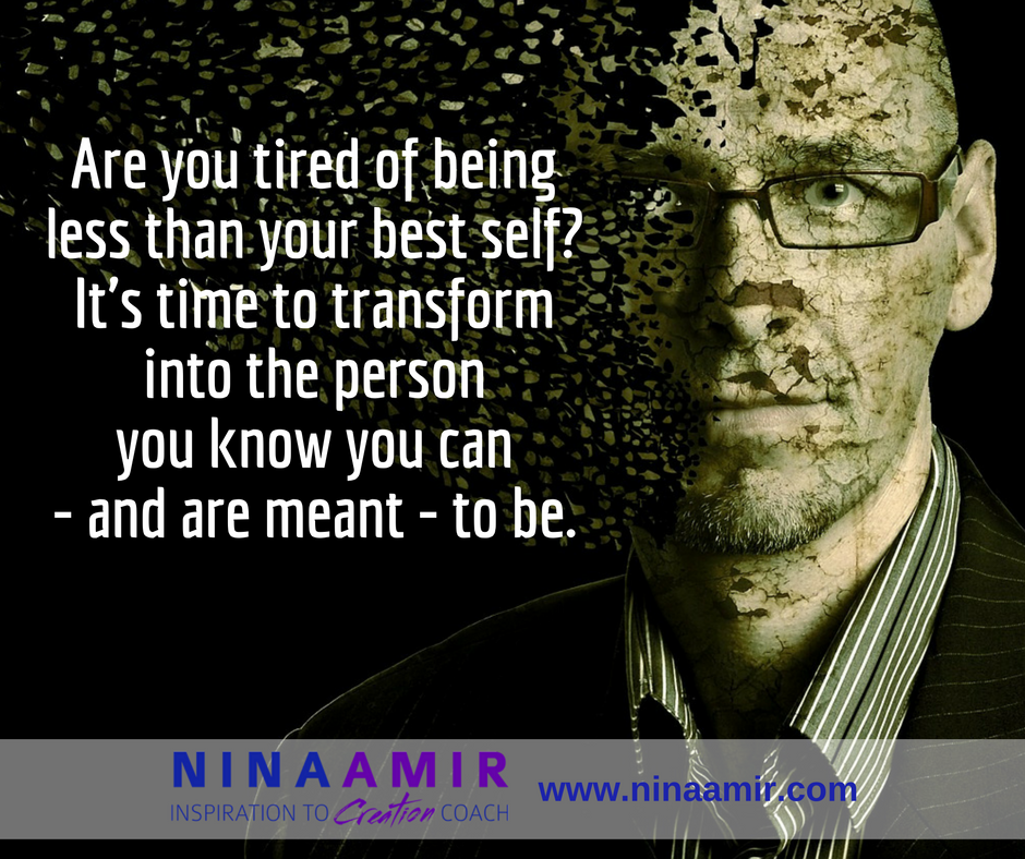 transform into your best self