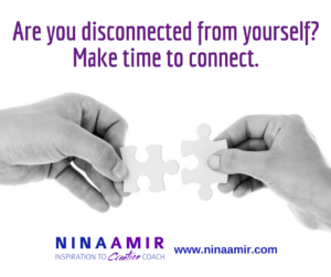 Create Inspired Results: Reconnect with Yourself