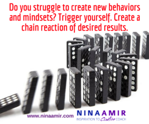Create Inspired Results: Trigger New Behaviors and Mindsets