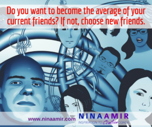 Create Inspired Results: Make New Friends