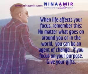 Monday Inspiration: Stay On Purpose