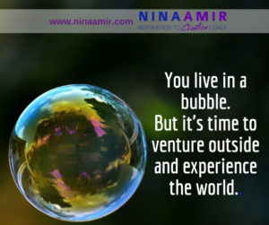 Create Inspired Results: Get Out of Your Bubble