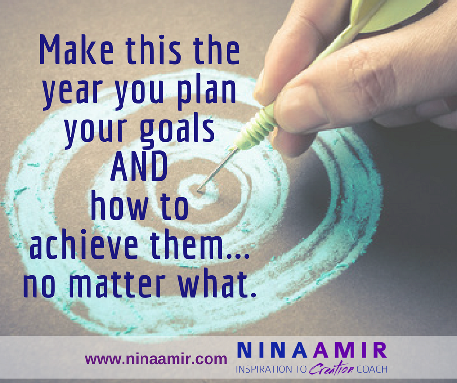 How To Ensure You Achieve Your Goals This Year