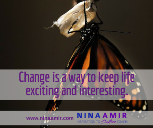 Monday Inspiration: Change Your Mind About Change