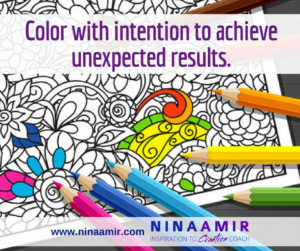 Why a Grown Up Like You Would Waste Time Coloring