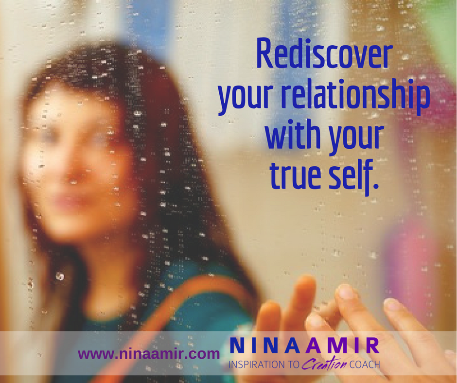 reconnect with your self