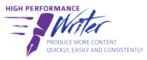 High Performance Writer Logo copy cropped