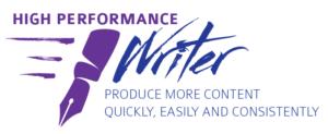 High Performance Writer Logo copy cropped