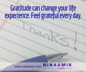 How to Improve Your Life with a Gratitude Mindset