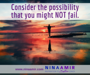 It's Possible that You Might Not Fail