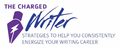 The Charged Writer 400x161