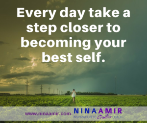 Monday Inspiration: Step Into Your Best Self