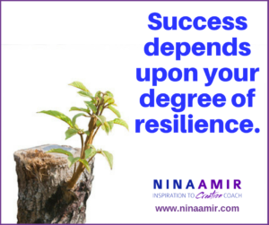 Monday Inspiration: Develop Resilience