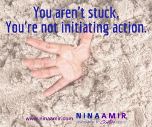 Monday Inspiration: Get Unstuck!