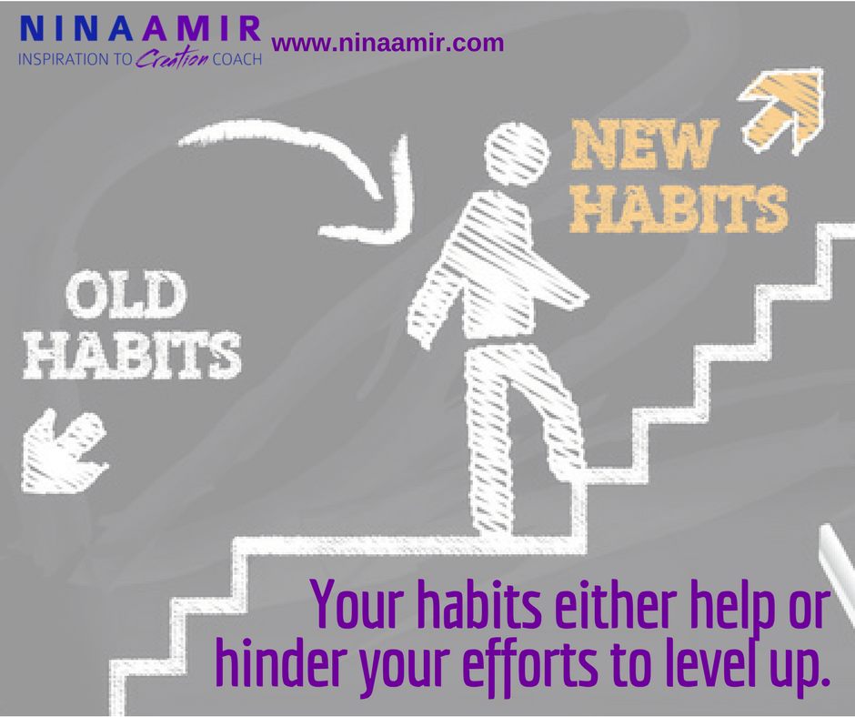 good habits and bad habits and how to create new habits