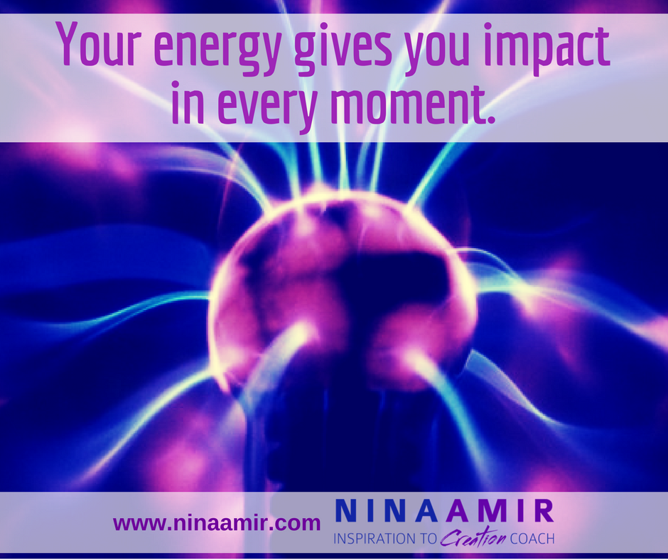 energy and impact