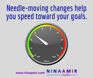 Create Inspired Results: Make Needle-Moving Changes