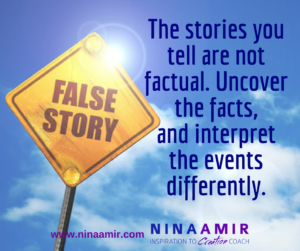 Is the Story of Your Life Fact or Fiction?