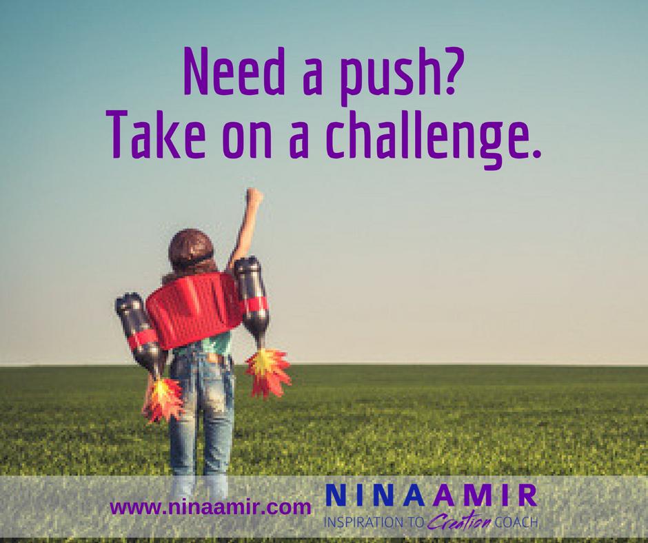 push challenge