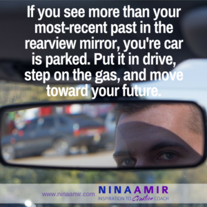 Change the Objects in Your Rearview Mirror