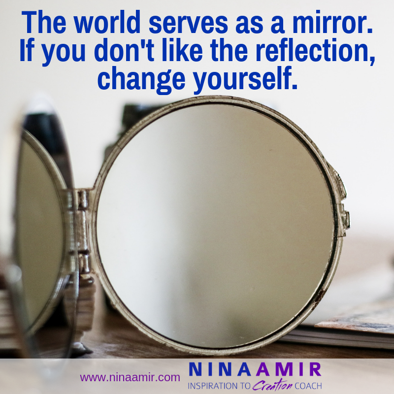 mirroring for personal development