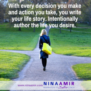 author your life story--be a Author of Change